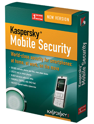 Get Kaspersky Mobile Security 9 for Free