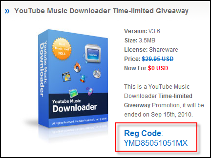 Download YouTube Downloader 3.6 [3.53 MB]