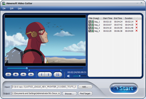 aimersoft video converter free  full version
