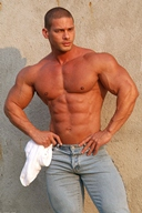 Muscle Hunk Claude Carroll Gallery 2 - Lots of Muscle, Lots of Flexing