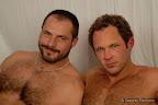 hairy muscle men arpad miklos
