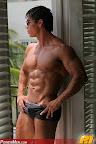 Muscle Hunk Powermen Brandon Oaksdale