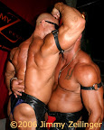 Muscle Hunks Karim and Brian JimmyZ