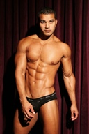 Davier - Fitness n Muscle Male Model
