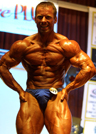 Male BodyBuilder Posedown-Inside Hoppe Peter