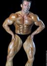 Male BodyBuilder Posedown-Inside Hoppe Peter