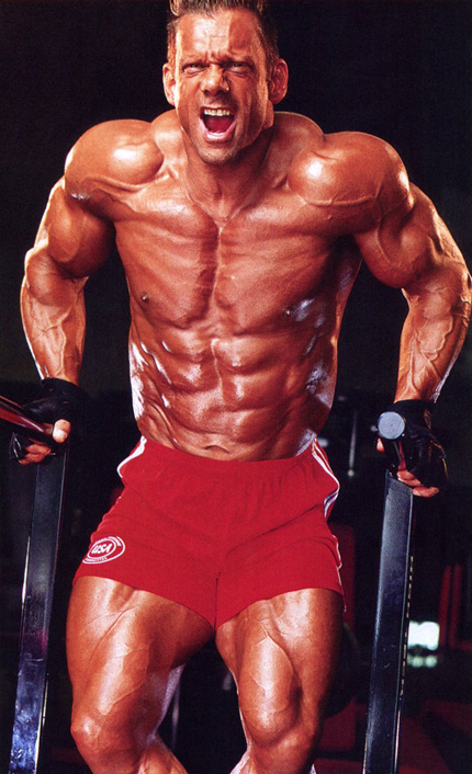 Male Bodybuilder Photo Gallery - Muscle In Action