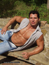 Sexy Male Bodybuilder, MuscleHunks - Tony Da Vinci