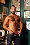 Hairy Muscle Hunk Porn Star - Steve Cruz
