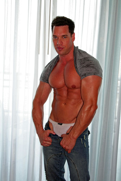 Mark Wolff Gay Porn Star Bodybuilder
