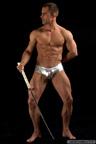 Muscle Hunk Alexander Westfalen