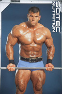 Top Male Bodybuilder Zoltan Voros