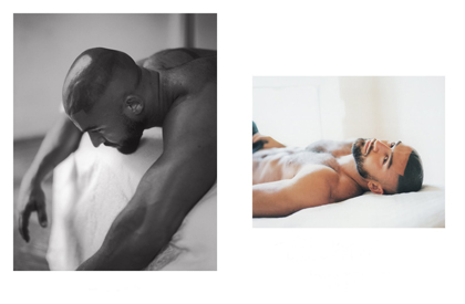 François Sagat (Francois Sagat) Muscle Hunk Porn Star