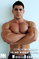 Butch little muscle puppy Conor McNulty returns! in New HD Video Set