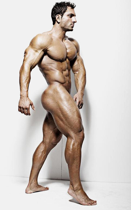 Sexy Muscle Men Pictures Gallery 12 - Guys with Rippling Physiques