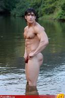 Muscle Hunk PowerMen Randy West