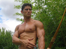 Sexy Male Bodybuilder - The Warriors Gallery 3