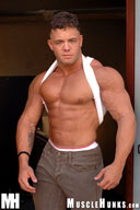Abomb Adam Reich Big Muscle Men Hunks