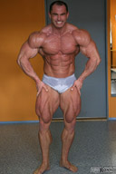 Tomas Bures - Hot Czech Male Bodybuilder