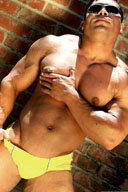 Mike Morelli - Big Muscle Hunk Bodybuilder