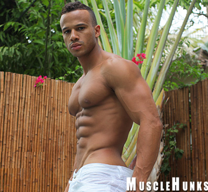 Kevin Collins - Muscle Hunk from MuscleHunks HD