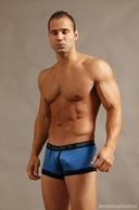 Victor - Muscle Male Model from Jockstrap Central