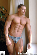Ustin Galtov -  Euro Muscle Man from MuscleHunks HD