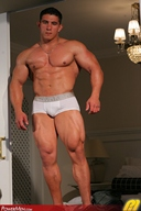 Kent Franklin - Young Bodybuilder, All-city Quaterback Bares All