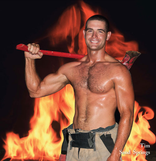 2010 NYC Firefighters Calendar Sexy Muscle Men Gallery 22 - Hot ...