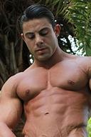 Muscle Hunk Rocco Martin - He Got BIGGER