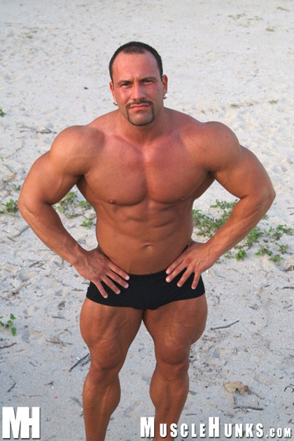 Hans Hoffmann - Fantasy Muscle Daddy Hunk