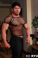 Ko Ryu - Japanese MuscleHunk Part 3 - Last Man Standing