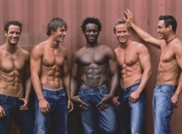 Sexy Hot Hunks in Jeans - Pictures Gallery 7