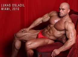 Lukas Osladil - 2005 Overall IFBB European Champion Male Bodybuilder
