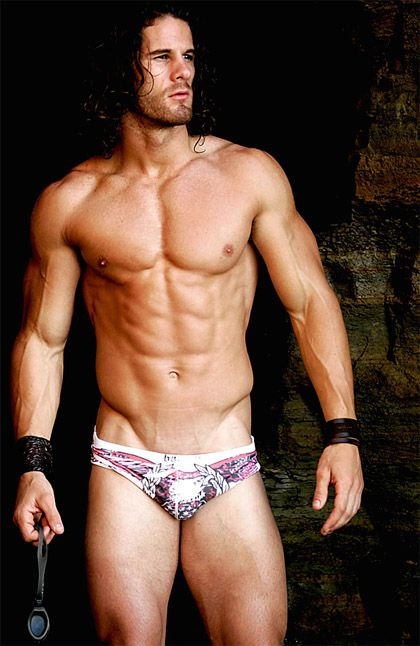 Hot Male Stripper and Muscle Worship Videos