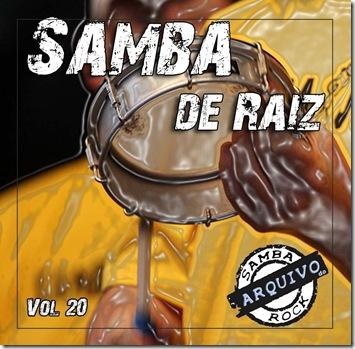 Samba de Raiz 20