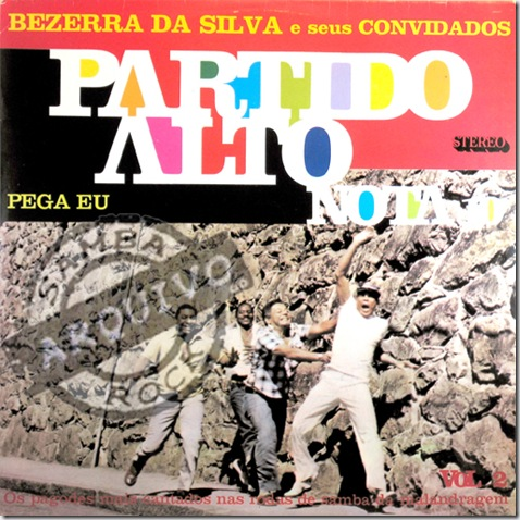 Bezerra da Silva, front