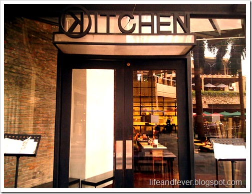 kitchen greenbelt