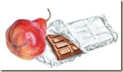 pear&chocolate
