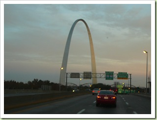 St. Louis Arch, Oct 2010