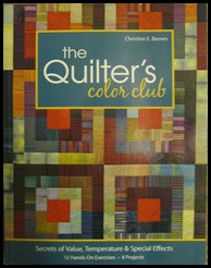 Quilter's Color Club book