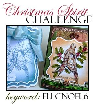 Christmas Spirit Challenge 6