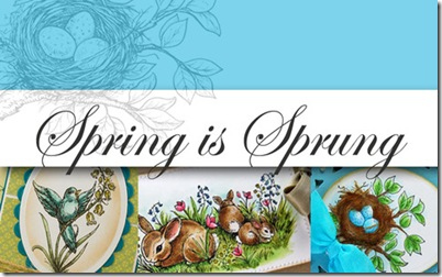 Spring is Sprung Graphic