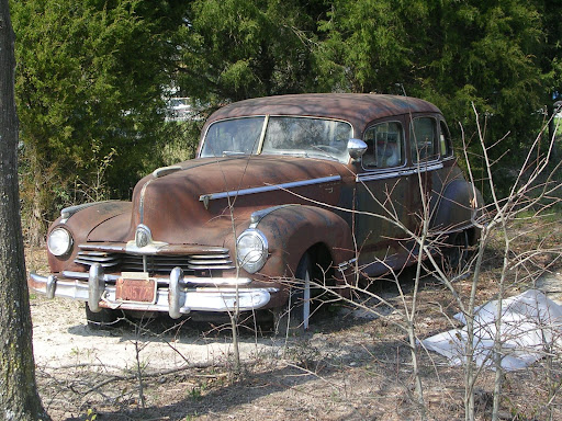 Re: Old Time Junk Yard Photos