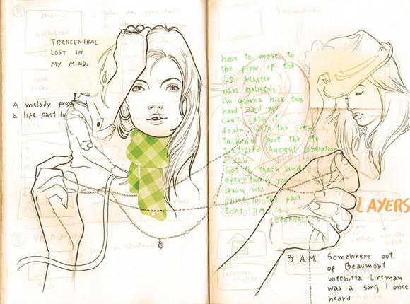 Sketch do dia 3 AM BAIXA