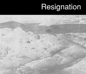 Resignation - 1897