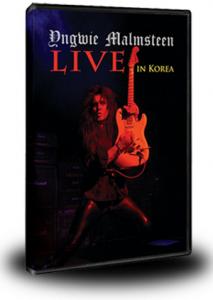 Yngwie Malmsteen - Live In Korea