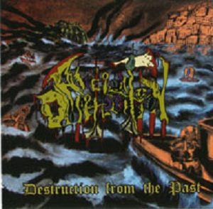 Ancient Obliteration - Destruction From The Past
