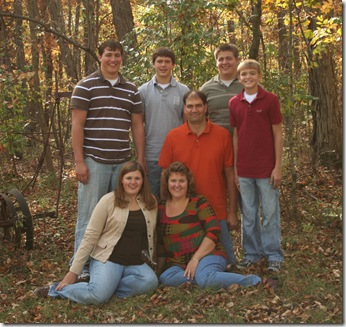 Our Family Picture 2008