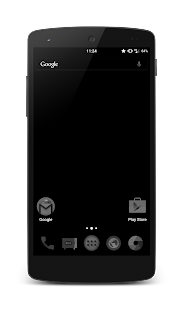 Black - CM12 - screenshot